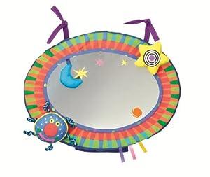 Whoozit Crib Activity Mirror