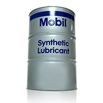 MOBIL SHC 626 Synthetic Gear & Bearing Oil - 55 gal. drum: Industrial