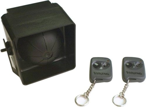Viking vs125 self contained car alarm remote vehicle for Self security system