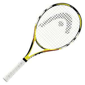 Head Microgel Extreme Team OS Unstrung Tennis Racquet