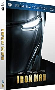 Iron Man [Combo Blu-ray + DVD]