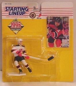 1995 Scott Stevens New Jersey Devils Kenner Starting Lineup