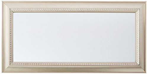 Kole Decorative Silver Wall Mirror