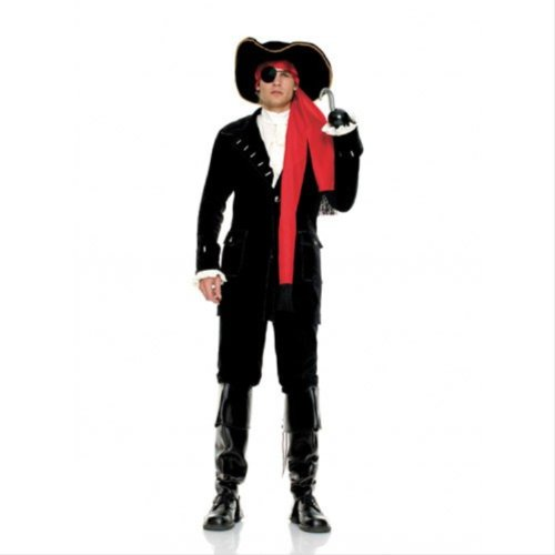 Leg Avenue Men's Pirate Captain Costume