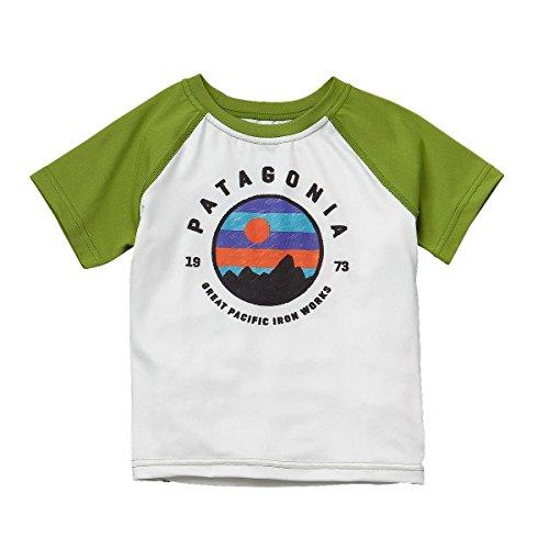 パタゴニアベビー キャプリーンデイリーTシャツ