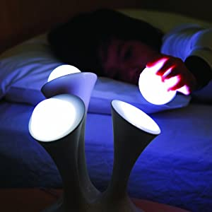 Portable nightlight Glowing Balls