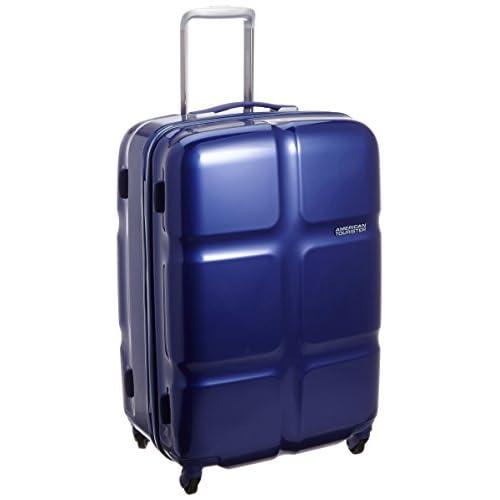 [アメリカンツーリスター] AmericanTourister Cube POP / キューブポップ スピナー68 (68cm/74L/3.9Kg) (スーツケース・キャリーバッグ・TSAロック・大容量・軽量・ファスナー・保証付き)