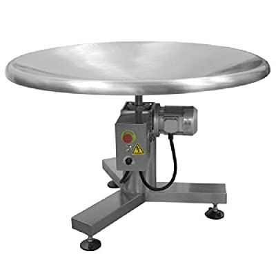 JORESTECH Accumulating Rotary Table