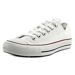 Converse Chuck Taylor All Star OX Shoe - Women\'s Optical White, 7.0
