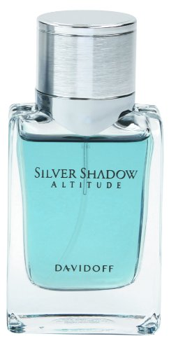 Davidoff Silver Shadow Altitude, Acqua di Colonia da uomo, 50 ml