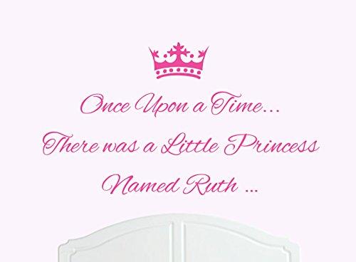 once-upon-a-time-there-was-a-little-princess-chiamato-ruth-grande-adesivo-da-parete-per-stanza-da-le