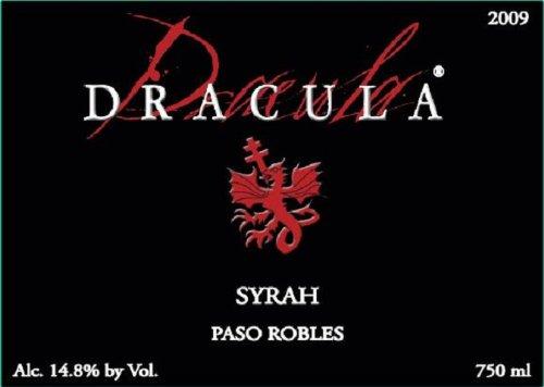 2009 Dracula Syrah 750 Ml