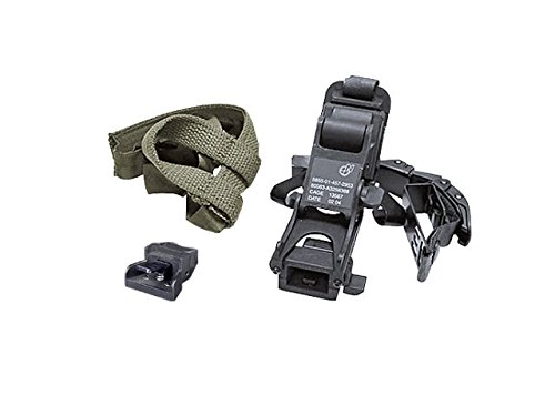 Armasight Mil-Spec Pasgt Helmet Mount Kit Usa Num108 With Adapter/Swing Arm Num59 Anhm000010