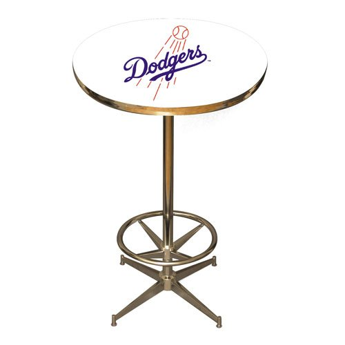 Los Angeles Dodgers MLB Pub Table at Amazon.com