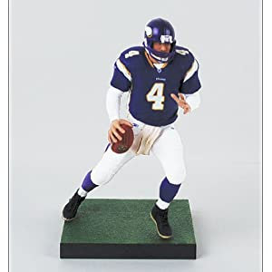 McFarlane Minnesota Vikings Brett Favre Action Figure