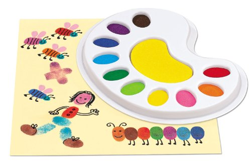 Fingerprint Artists Stamp Pad