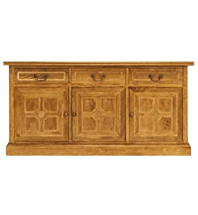 Malabar 3-Door Sideboard