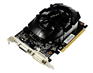 PNY NVIDIA GeForce GTX 650 2GB GDDR5 2DVI Mini HDMI PCI-Express Video Card VCGGTX650XPB from PNY