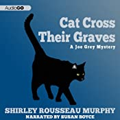 Cat Cross Their Graves | Shirley Rousseau Murphy