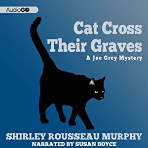 Cat Cross Their Graves Audiobook