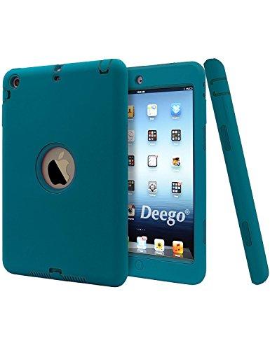 iPad Mini Case, iPad mini 2 case,Vogue Shop 3in1 Hybrid Case Cover for iPad Mini 1 2 3 Hard Cover for iPad Mini Printed Design Pc+ Silicone Hybrid High Impact Defender Case Combo Hard Soft Case Cover (3in1 Contact Case compare prices)