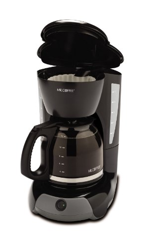 Mr. Coffee VB13  12-Cup Switch Coffeemaker, Black