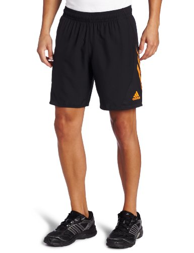 adidas Men's Aventus Short, Black/Bright Gold, X-Large Adidas Predator Climalite Short