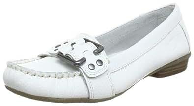 Marco Tozzi 2-2-24201-20, Chaussures basses femme - Blanc (White 100), 38 EU