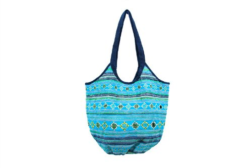 Lantern Moon Hobo Bag for Knitting and Crocheting - Turquoise by Lantern Moon