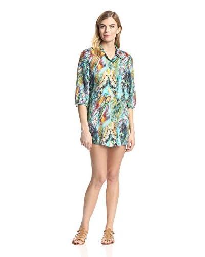 Lez a Lez Women's Elbow Sleeve Dress