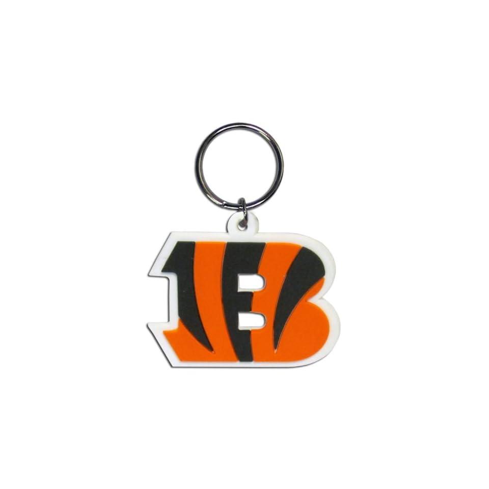 NFL Cincinnati Bengals Flex Key Ring