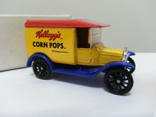 matchbox-kelloggs-corn-pops-1921-model-t-ford-red-yellow-blue-by-matchbox-intl