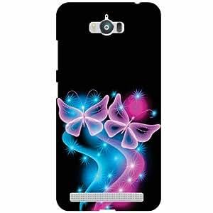 Back Cover For Asus Zenfone Max ZC550KL (Printed Designer)