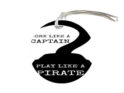 Cool Quote Pirate Captain Hook Design Print Image