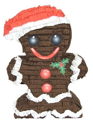 Gingerbread Man Pinata