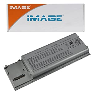 Replacement for Dell Latitude D620, Dell Latitude D630 Laptop Battery