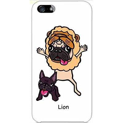 iphone5 iPhone 5 ケース kk05-LION けいすけ ライオン アイフォン ハードケース カバー ジャケット スマートフォン スマホケース au softbank