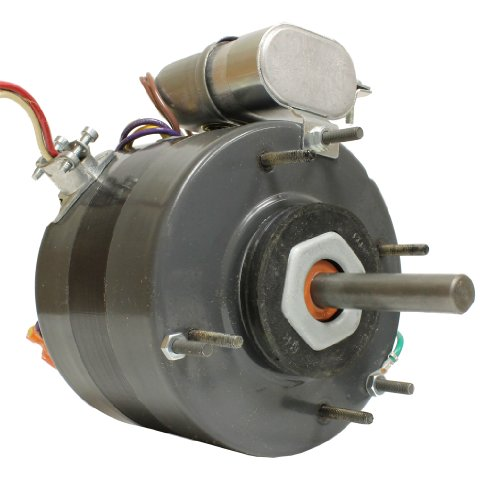 Fasco D260 Blower Motor, 5.0-Inch Frame Diameter, 1/6 HP, 1075 RPM, 115-volt, 2.9-Amp, Sleeve Bearing (Electric Reznor Heater compare prices)
