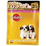 Pedigree Puppy Wet Pouch, 1.2kg (Pack Of 15)