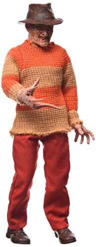 Nightmare on Elm Street - Clothed 8 inch Figure Freddy (Classic Video Game Appearance) - Toys R Us Exclusive
