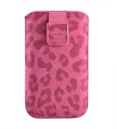 LEO Pull Up Tasche in Pink, Handytasche für Apple iPhone 3G, iPhone 3GS, iPhone 4G, 4GS, iPod 2, iPod 3, Samsung Galaxy ACE (S5830), Samsung Galaxy ACE 2 (i8160), Samsung Galaxy ACE Plus (S7500), Samsung Galaxy Mini 2 (S6500), Samsung (S5330), Sony Ericsson Xperia neo V, Sony-Ericsson P800, Sony Ericsson P900, Sony Ericsson P910i, Sony Ericsson P990i, Sony Ericsson XPERIA Neo, Sony Ericsson XPERIA Play, Sony Ericsson Xperia Ray, BlackBerry 8800, BlackBerry 8820, BlackBerry 8830 World Edition, Bl