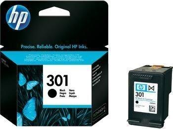 HP CH561EE 301 Ink Cartridge - Black
