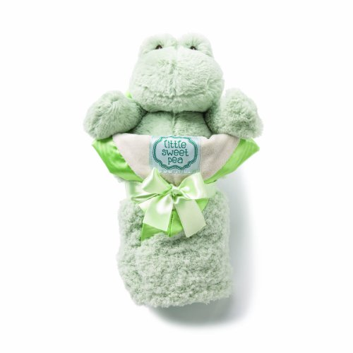 Frog Baby Bedding Set front-287127