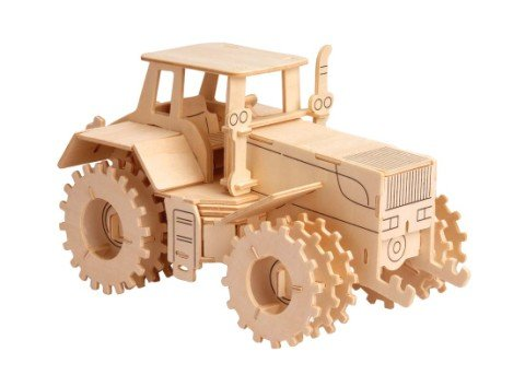 Cheap i8899 Vario Tractor 3d Wooden Puzzle (B0052GZ0GQ)