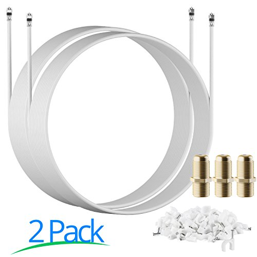 rg-6-50-ft-white-2-pack-ul-cl2-certified-cable-quad-shielded-coaxial-cable-for-satellite-tv-high-spe