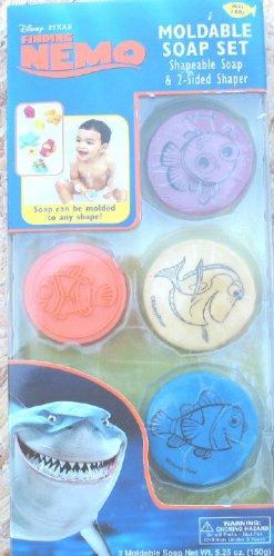 Finding Nemo Moldable Soap Set