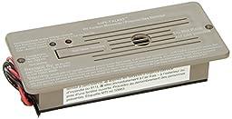 MTI 35-742BR Brown LP and Carbon Monoxide Flush Mount Detector