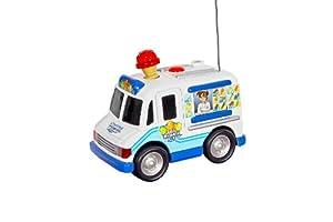 Toy State Road Rippers Preschool Radio Control Bubble Driver: Ice Cream Truck