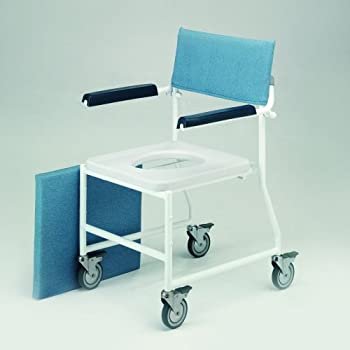 Dual Mobile Shower Chair - 0% VAT Relief by Mobility Smart
