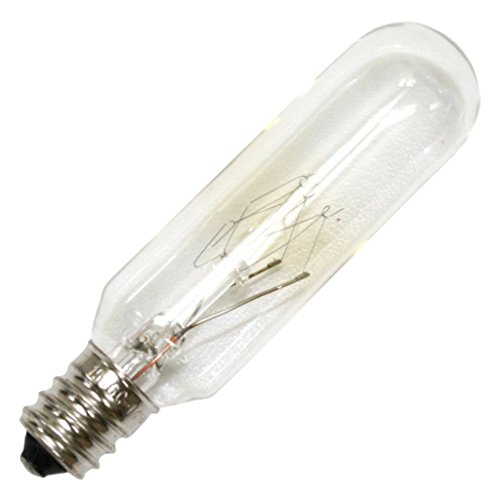 Eiko 43002 - 15T6C-145V - 15 Watt T6 Light Bulb, 145 Volts